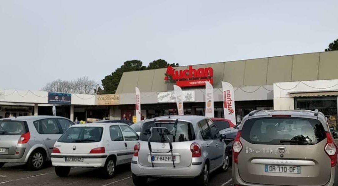 Auchan Super Gradignan